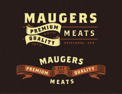 maugers_meats_logo_explorations